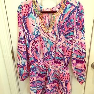Lilly Pulitzer romper new